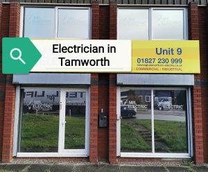 Electrician in Tamworth