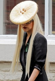 lady gaga crazy hair style eideal