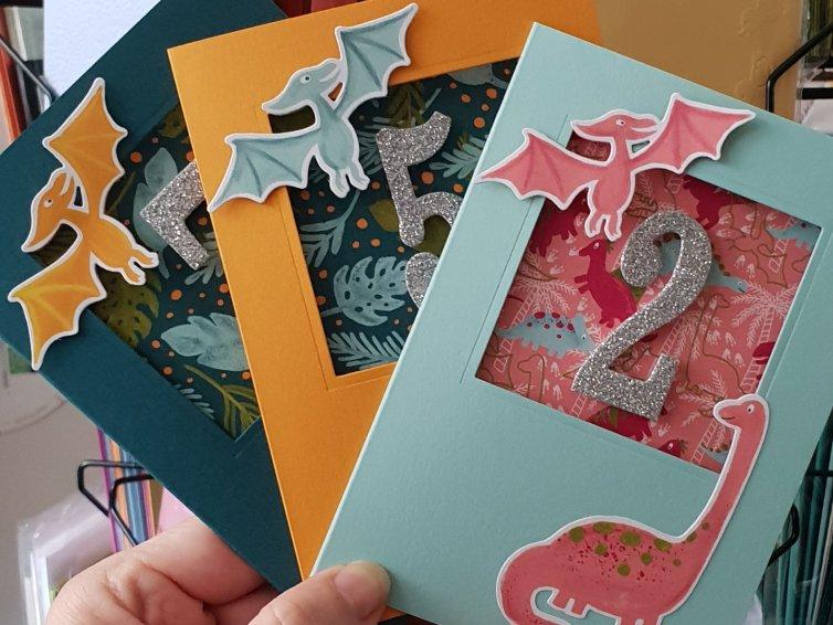 Make it Monday: lots of Dinosaurs!