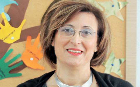 Η συγγραφέας Αναστασία Κατσούγκρη
