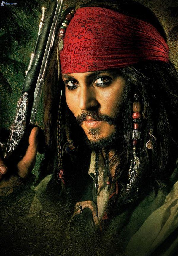 Era Una Volta Johnny Depp La Forza Delle Idee