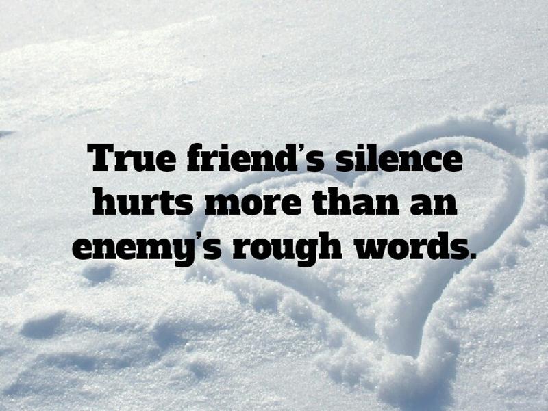 Friendship status quotes