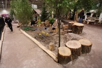Landscape Trend Mixes Exercise and Play | EiEiHome
