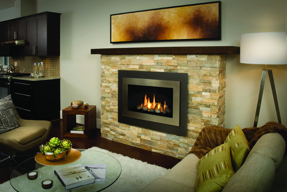 Natural Gas Fireplaces  The Hot New Trend  EiEiHome