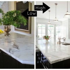 Kitchen Reno Portable Islands For Kitchens High And Low Eieihome