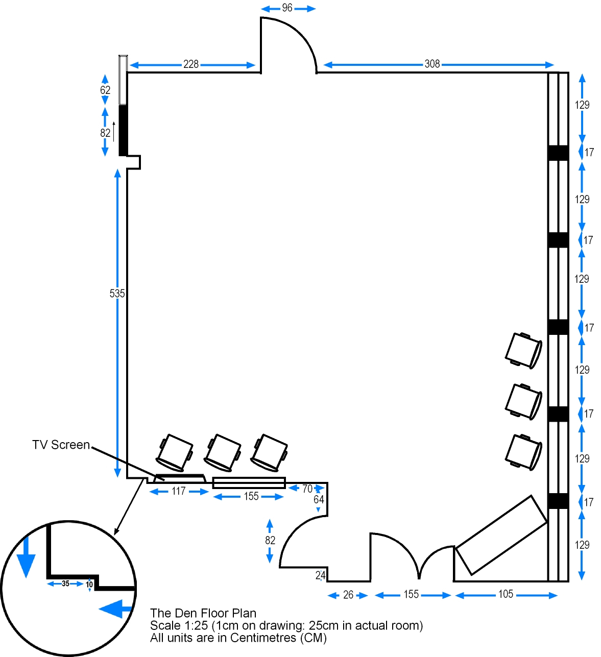 Floor Plan Page