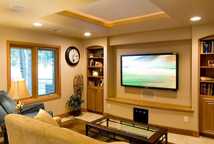 Best Tv And Fireplace Living Room Layout
