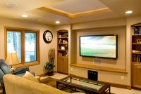 Media Room Design | Electronic Integration