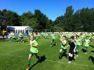 Fodboldskole 2012