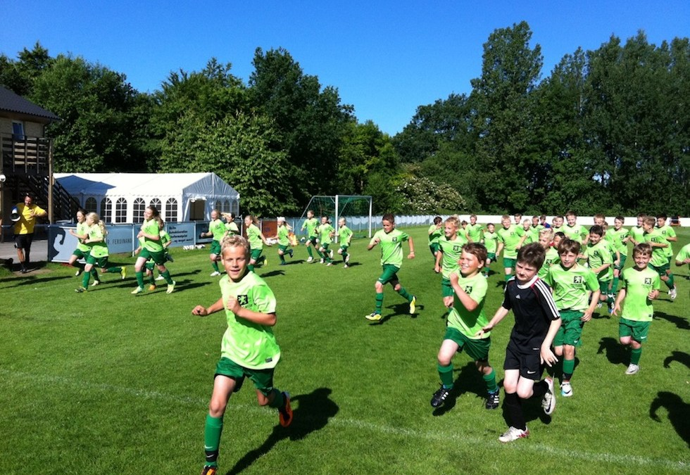 Espergærde IF – Micro Football Academy 2015