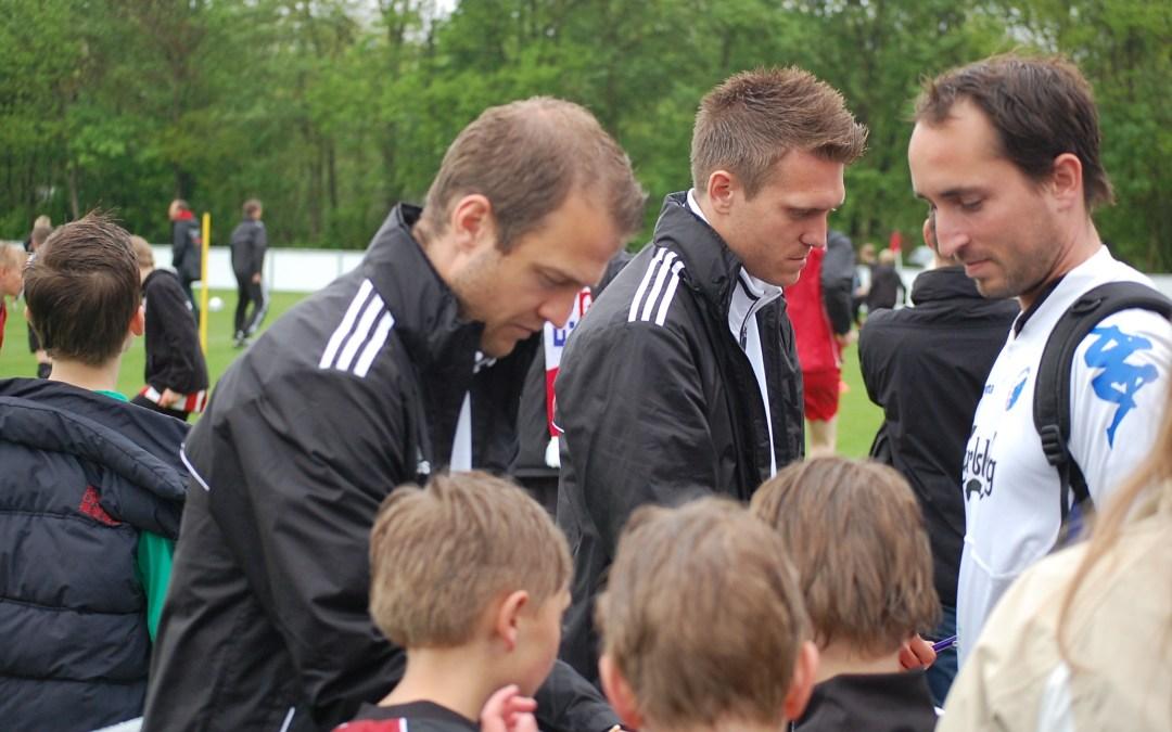 FC København besøgte Espergærde Fodbold