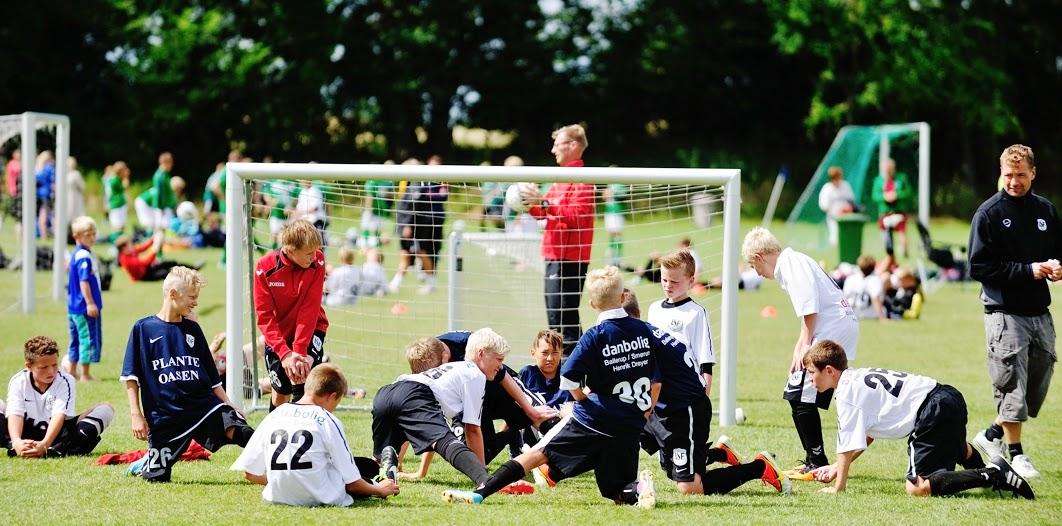 Fodboldstævnet Kronborg Cup 2015 i ny indpakning