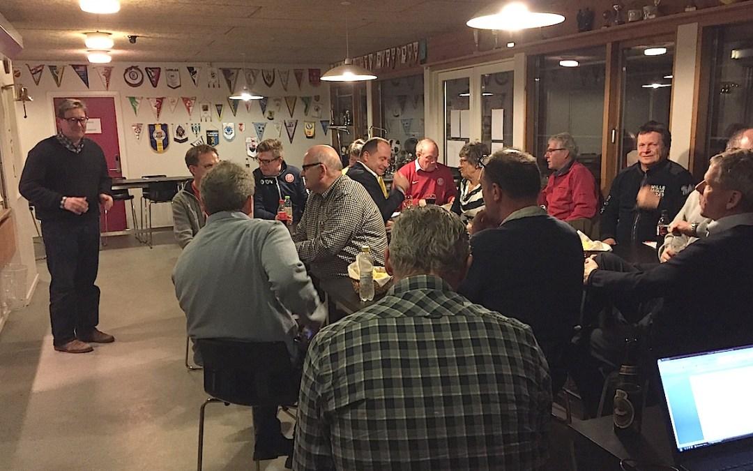 Espergærde Idræts Forenings Fodboldafdeling – Beretning for 2014