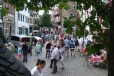 In den Straßen herrschte großer Betrieb. Bild: Josef Wildenberg
