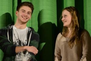 Vogelslam-Gewinner Oscar Malinowski und Elina Raddy wollen auch dieses Mal dabei sein. Foto: privat