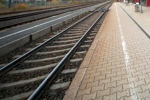 Die Umbauarbeiten am Bahnhof Dahlem sollen noch im Februar beginnen. Symbolbild: Tameer Gunnar Eden/Eifeler Presse Agenturepa