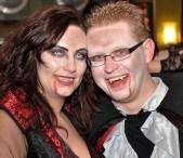 Vampire bei der Jubiläumssitzung in Kall. (Foto: Reiner Züll)