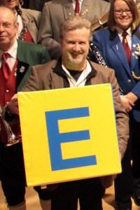 E wie Eifel: Lothar Gerhards ist mit der Eifel bestens vertraut. Ab dem 1. März übernimmt er im Naturpark Nordeifel die Geschäftsführung. Bild: Michael Thalken/Eifeler Presse Agentur/epa