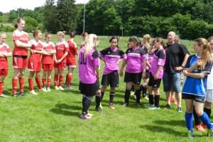 Ein Fußballcamp für Erfahrene und Anfänger veranstaltet die SG Oleftal an zwei Tagen der letzten Ferienwoche. Bild: Harry Kunz