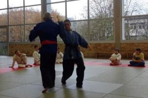 Selbstverteidigung für Fortgeschrittene kann man ebenfalls beim TUS Schleiden lernen. Bild: TUS Schleiden