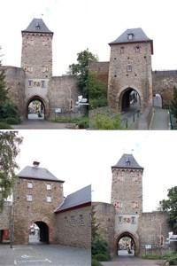 Die Stadttore in Bad Münstereifel werden alle noch genutzt. Bild: privat
