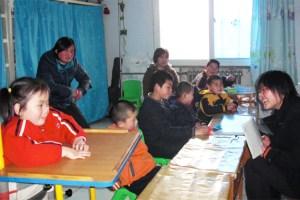 Im Kinderheim Daming wurden Gebäudeteile renoviert und ein Heizkessel erneuert. Bild: KIndern Leben geben