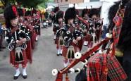 Die Schotten aus Dreiborn begeisterten das Publikum. Foto: Reiner Züll