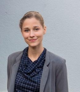 Giulia Enders. Bild: Jill Enders