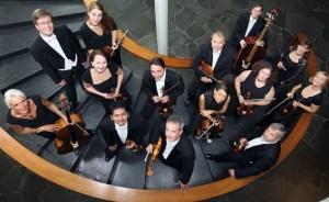 Das Südwestdeutsche Kammerorchester Pforzheim gastiert in KLoster Steinfeld. Bild: Sebastian Seibel