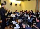 """Bei den Sitzungen der """"Löstige Bröder"""" nicht wegzudenken: Die Musikkapelle Kall unter Leitung von Peter Blum sorgte bei Proklamation für den guten Ton. Foto: Reiner Züll"""
