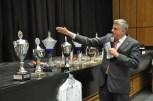 Jede Menge Pokale und Präsente gab es beim Jugendwettbewerb zu gewinnen. Foto: Reiner Züll