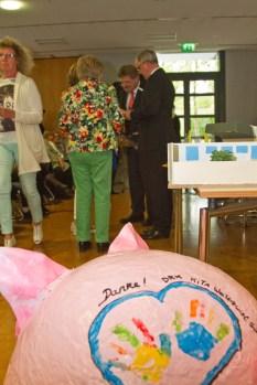 KSK Stiftungsabend 2016 Dankeschwein