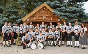 Die Uedelhovener Dorfmusikanten können auf viele erfolge zurückblicken, unter anderem auf einen 1. Platz im Internationalen