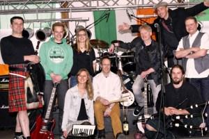 """Auf Wunsch des Publikums ist auch die Band """"Muirsheen Durkin"""" wieder mit von der Partie. Bild: Muirsheen Durkin"""