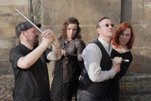 """Auf Einladung der Irlandfreunde Bad Münstereifel will die Hamelner Band """"Tone Fish"""" in die Eifel kommen. Foto: Veranstalter"""