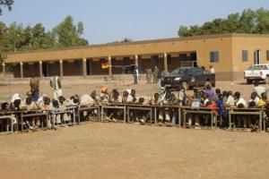 Die SG Oleftal hilft, Schulen in Burkina Faso zu bauen. Foto: privat