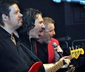 Ließ Songs des verstorbenen Sängers Joe Cocker recht authentisch aufleben. Dee Arthur James wurde von den Fans in Mechernich stürmisch gefeiert. Foto: Reiner Züll