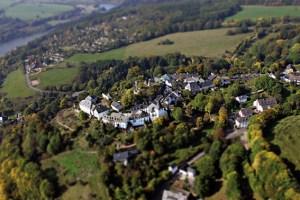 Kronenburg gehört zu den touristischen Juwelen der Gemeinde Dahlem. Bild: Gmeinde Dahlem