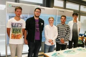 """Sonderpreis """"Recherche"""": Beim Wettbewerb """"GoIng und GoJob"""" schnitten die Schüler aus der Region sehr erfolgreich ab. Foto: Kreis Euskirchen"""