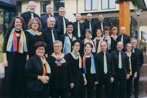 Der Kammerchor Schleiden lädt zu einem ungewöhnlichen Weihnachtskonzert ein. Bild: Privat