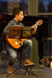 "Oliver Maier istPreisträger beim Bundeswettbewerb ""Jugend musiziert"". Bild: Tameer Gunnar Eden/Eifeler Presse Agentur/epa"