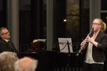 """Sanja Dierolf, hier ein Bild vom Wettbewerb 2018, konnte in diesem Jahr bei """"Jugend musiziert"""" einen 2. Platz auf Bundesebene erringen. Archivbild: Tameer Gunnar Eden/Eifeler Presse Agentur/epa"""