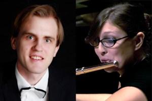 Alte Meister von Barock bis Romantik wollen die italienische Flötistin Laura Trainini und Pianist Florian Koltun spielen. Foto: Veranstaltera