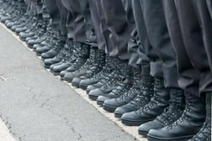 Die Soldaten der Luftwaffeninstandhaltungsgruppe in Mechernich sollen bis minedstens 2030 im Dienst bleiben. Symbolbild: Michael Thalken/Eifeler Presse Agentur/epa