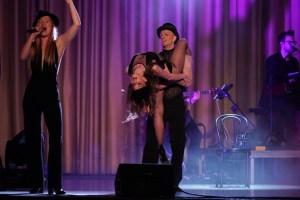 """""""Broadway Experience"""" präsentiert Musical-Klassiker als auch die aktuellen Blockbuster in einer neuen, spritzigen Fassung. Bild: Tony Maher"""