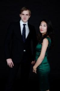 """Florian Koltun, Pianist und Veranstalter der """"Eifel Musicale"""" wird gemeisnam mit seiner Frau, der Pianistin Xian Wang nicht nur selber am Flügel zu hören sein, sondern die Veranstaltungen auch moderieren. Bild: Konzertdirektion Koltun"""