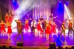 """Die großen Emotionen des Musicals brachten Sänger, Tänzer und Musiker mit der """"Broadway Experience"""" nach Euskirchen. Bild: Tameer Gunnar Eden/Eifeler Presse Agentur/epa"""