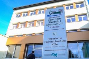 Studieren in der Eifel ist im JSG in Schleiden möglich. Dort hat die RFH Köln einen Studienort eingerichtet. Bild: RFH