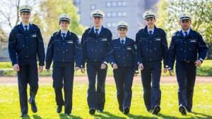 Die Polizei NRW hat noch freie Studienplätze zu bieten. Zu lange sollte man mit der Bewerbung allerdings nicht mehr warten. Bild: Polzei NRW