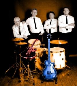 """Am Freitag, den 27. September spielt die """"Beatles-Forever Band im Casino Euskirchen. Bild:"""